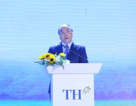 Thủ tướng Nguyễn Xuân Phúc dự lễ khánh thành Nhà máy nước tinh khiết, thảo dược và hoa quả Núi Tiên