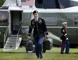 Vali hạt nhân luôn đi cùng Tổng thống Mỹ như hình với bóng