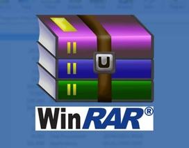 WinRAR vá lỗ hổng bảo mật tồn tại gần 20 năm