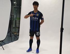 Công Phượng tạo dáng nhí nhảnh, Incheon United tưng bừng xuất quân