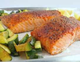 5 lợi ích sức khỏe của cá hồi