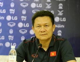 Thua Indonesia, HLV U22 Việt Nam đổ lỗi cho trọng tài