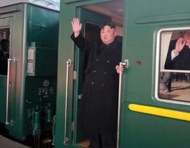 Đoàn tàu chở ông Kim Jong-un đến Việt Nam có thể không qua Bắc Kinh