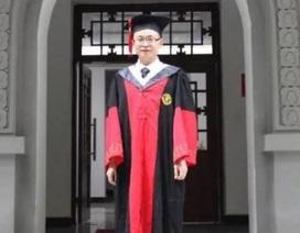 Trung Quốc: Từ người chăn vịt trở thành tiến sĩ sau 20 năm cố gắng