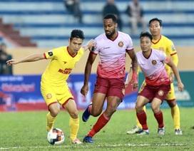 Nam Định thắng trận ra quân trước Sài Gòn FC tại Thiên Trường