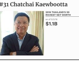 Tỷ phú Thái nóng ruột, muốn cho người Việt vay tiền