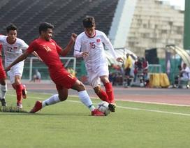 U22 Việt Nam 0-1 U22 Indonesia: Tan giấc mơ vô địch