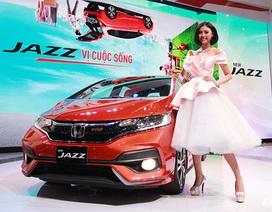 10 ô tô kém khách nhất tháng 1/2019: Thất vọng Honda Jazz