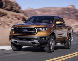 Ford nghi ngờ có nhầm lẫn trong tính toán mức tiêu thụ nhiên liệu xe Ranger