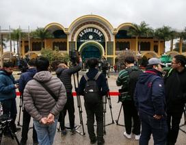 Báo chí quốc tế chú ý ga Đồng Đăng trước chuyến thăm của ông Kim Jong-un