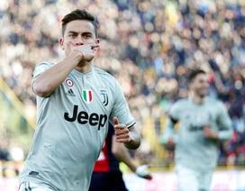 C.Ronaldo tịt ngòi, Juventus chật vật giành chiến thắng