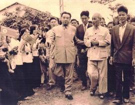 Câu chuyện đằng sau bức ảnh chụp Bác Hồ và Chủ tịch Kim Nhật Thành