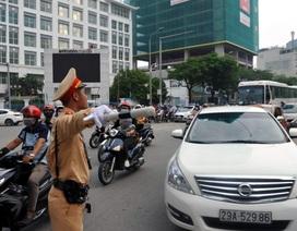Hà Nội phân luồng phục vụ chuyến thăm chính thức của Chủ tịch Triều Tiên