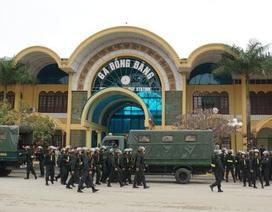 Đoàn Triều Tiên đi ô tô từ Đồng Đăng về Hà Nội