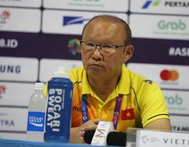 """HLV Park Hang Seo: """"Tôi không trốn trách nhiệm ở SEA Games"""""""