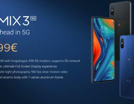 Smartphone 5G của Xiaomi sẽ bán ra thị trường ngay trong tháng 5