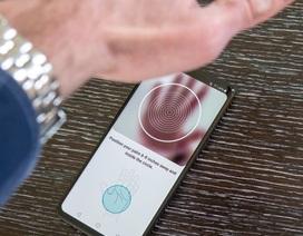 Cận cảnh tính năng mở khóa bằng tĩnh mạch trên lòng bàn tay của LG G8