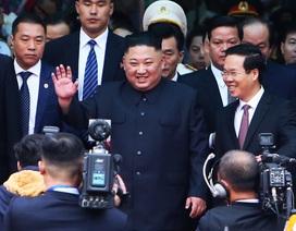 Hành trình của Chủ tịch Triều Tiên từ ga Đồng Đăng tới Hà Nội