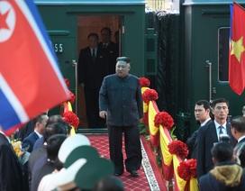 Vì sao ông Kim Jong-un chọn đi tàu tới Việt Nam?