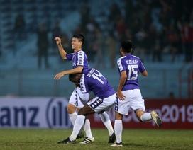 Hà Nội FC đại thắng 10-0 ở ngày mở màn AFC Cup