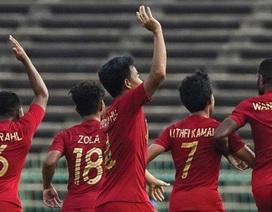 Hạ Thái Lan, U22 Indonesia vô địch giải U22 Đông Nam Á