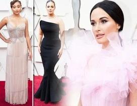Những bộ váy đẹp nhất trên thảm đỏ Oscars 2019