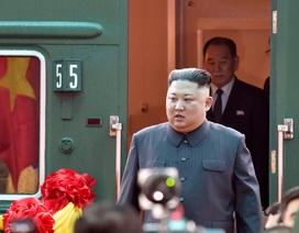 Lý do tàu chở ông Kim Jong-un rời đi sau khi tới ga Đồng Đăng