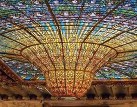 Những kiến trúc bằng kính lộng lẫy nhất thế giới