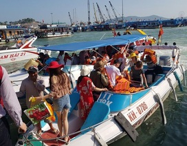 Bộ Công Thương bất ngờ vào cuộc sau Hội nghị điều chỉnh giá tour đảo Vịnh Nha Trang