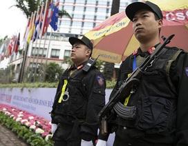 An ninh siết chặt trước giờ đón lãnh đạo Mỹ - Triều tới Việt Nam