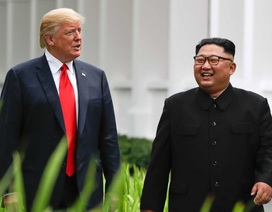 Ông Trump và ông Kim Jong-un gặp riêng, ăn tối tại Việt Nam vào ngày mai