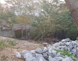"""Quảng Bình: Người dân """"tố"""" gia đình phó công an huyện ngang nhiên lấn chiếm đất công"""