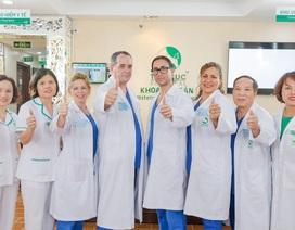 Bệnh viện Thu Cúc đứng Top 3 trong khối bệnh viện tư - khẳng định dịch vụ thai sản đẳng cấp