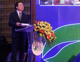 """Bộ trưởng Phùng Xuân Nhạ: Thời gian ở  nhà trường là """"giai đoạn vàng"""" để phát triển thể lực, trí tuệ"""