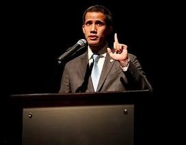 Tổng thống tự phong Venezuela có thể đối mặt án phạt 30 năm tù
