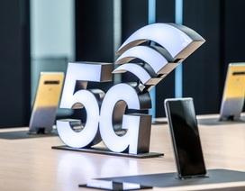 Samsung trình diễn smartphone 5G đầu tiên tại MWC 2019