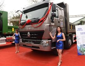 Hợp tác với Sinotruk, TMT ra mắt xe tải chuẩn khí thải Euro 5