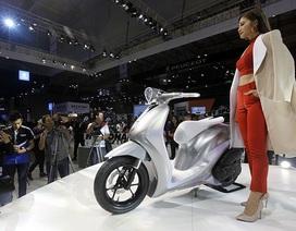 Triển lãm Môtô - Xe máy tiếp tục lỡ hẹn với thị trường Việt Nam