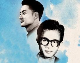 Đức Tuấn tung ảnh thời trẻ của nhạc sĩ Trịnh Công Sơn