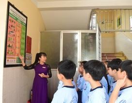 Chuẩn hóa thực đơn cho học sinh tiểu học bán trú Bình Thuận