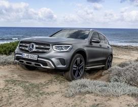 Mercedes-Ben GLC được trang bị động cơ mới
