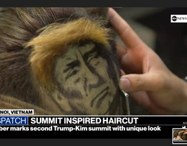 Chàng trai cắt tóc tạo hình Tổng thống Trump lên truyền hình ABC của Mỹ