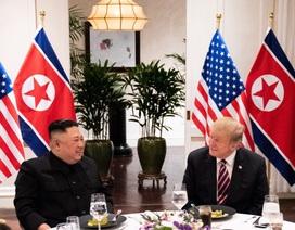 """Triều Tiên đưa tin cuộc thảo luận """"mang tính thời đại"""" của ông Trump - Kim tại Hà Nội"""