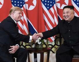 """Cuộc gặp như """"phim viễn tưởng"""" của lãnh đạo Mỹ - Triều tại Hà Nội"""
