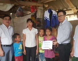 Bạn đọc giúp 4 mẹ con chị Lương Thị Vân có nhà mới