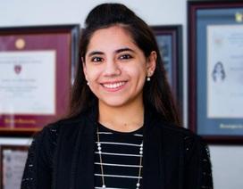 Nhà tâm lý học trẻ tuổi nhất thế giới đỗ thạc sĩ trường ĐH Harvard