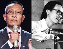 MC Lại Văn Sâm day dứt vì một điều chưa thể làm với nhạc sĩ Trịnh Công Sơn