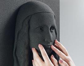 Cơ hội thường thức hội họa cho người khiếm thị với công nghệ tranh 3D