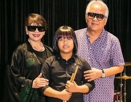 Thần đồng đánh trống Trọng Nhân trình diễn trong ngày sinh nhật cố nhạc sĩ Trịnh Công Sơn