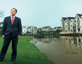 """Giao công ty địa ốc """"tỷ đô"""" cho 2 nữ tướng, tài sản ông Phạm Nhật Vượng """"hồi"""" mạnh"""